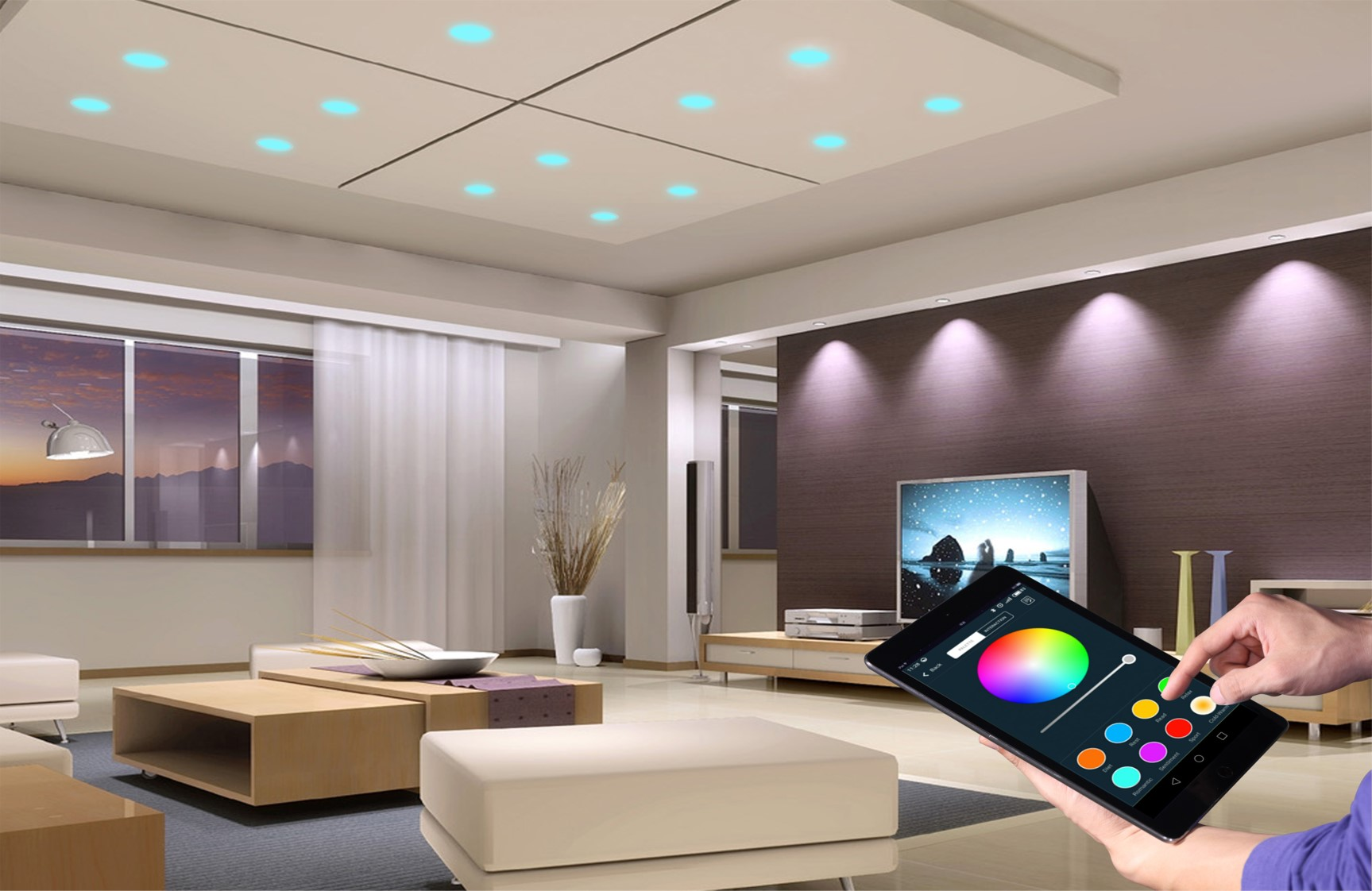 LED RGB UFO LAMP#ILLU.jpg