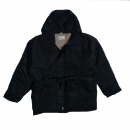 鋪棉冷凍衣-黑色