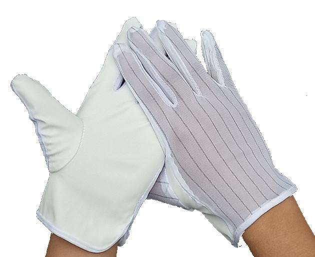 抗靜電PU塗層手套