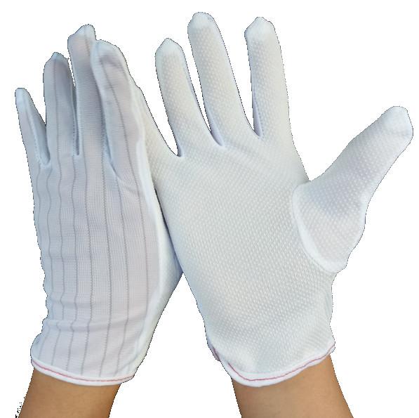 抗靜電顆粒止滑手套