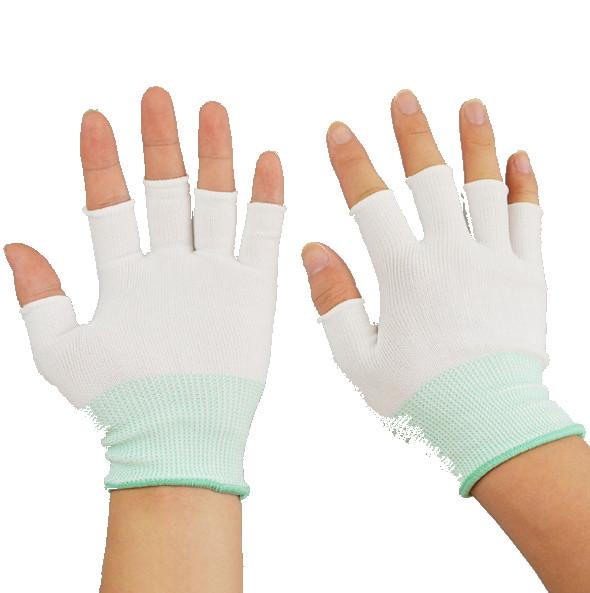 防塵半指手套