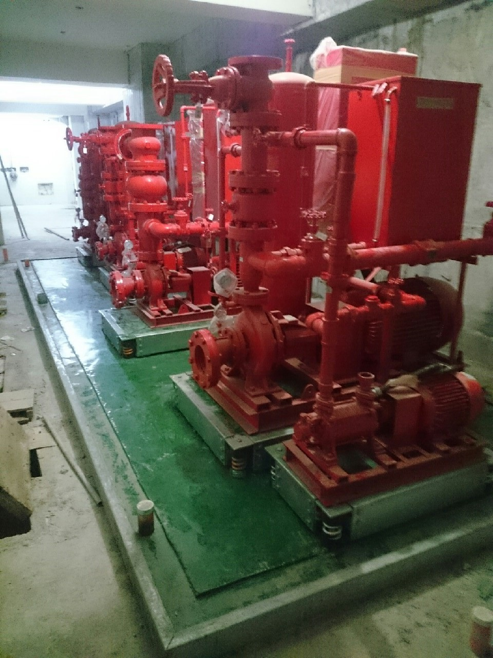 消防設施安裝 (2)