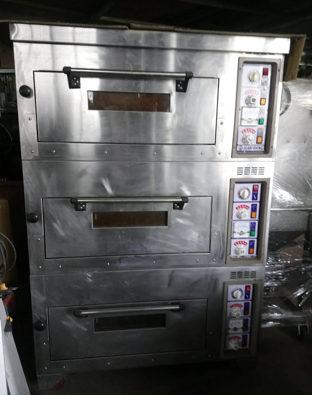 可拆式三門烤箱(9成新)