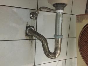 台北水電維修案例-水管維修更新