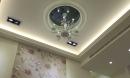 台北水電維修案例-(客廳造型吊燈)君誠-台北中華路室內裝潢
