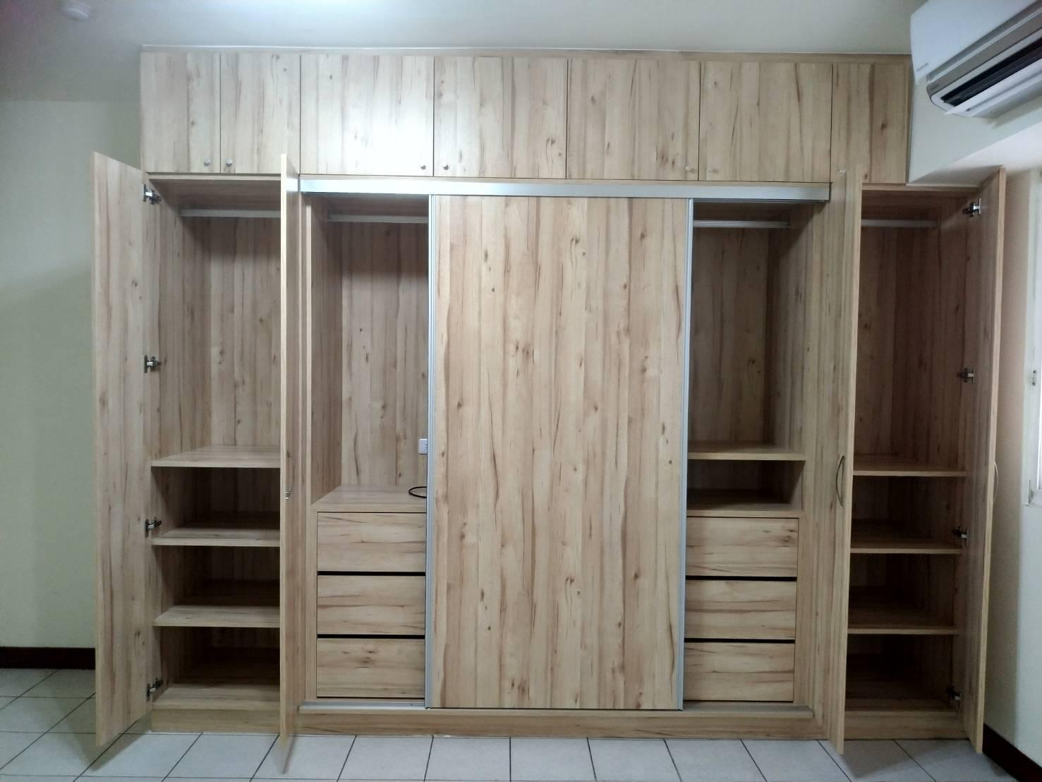 系統櫥櫃衣櫥