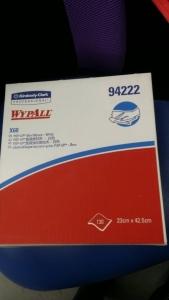 WYPALL X60 強化擦拭布-抽取盒裝