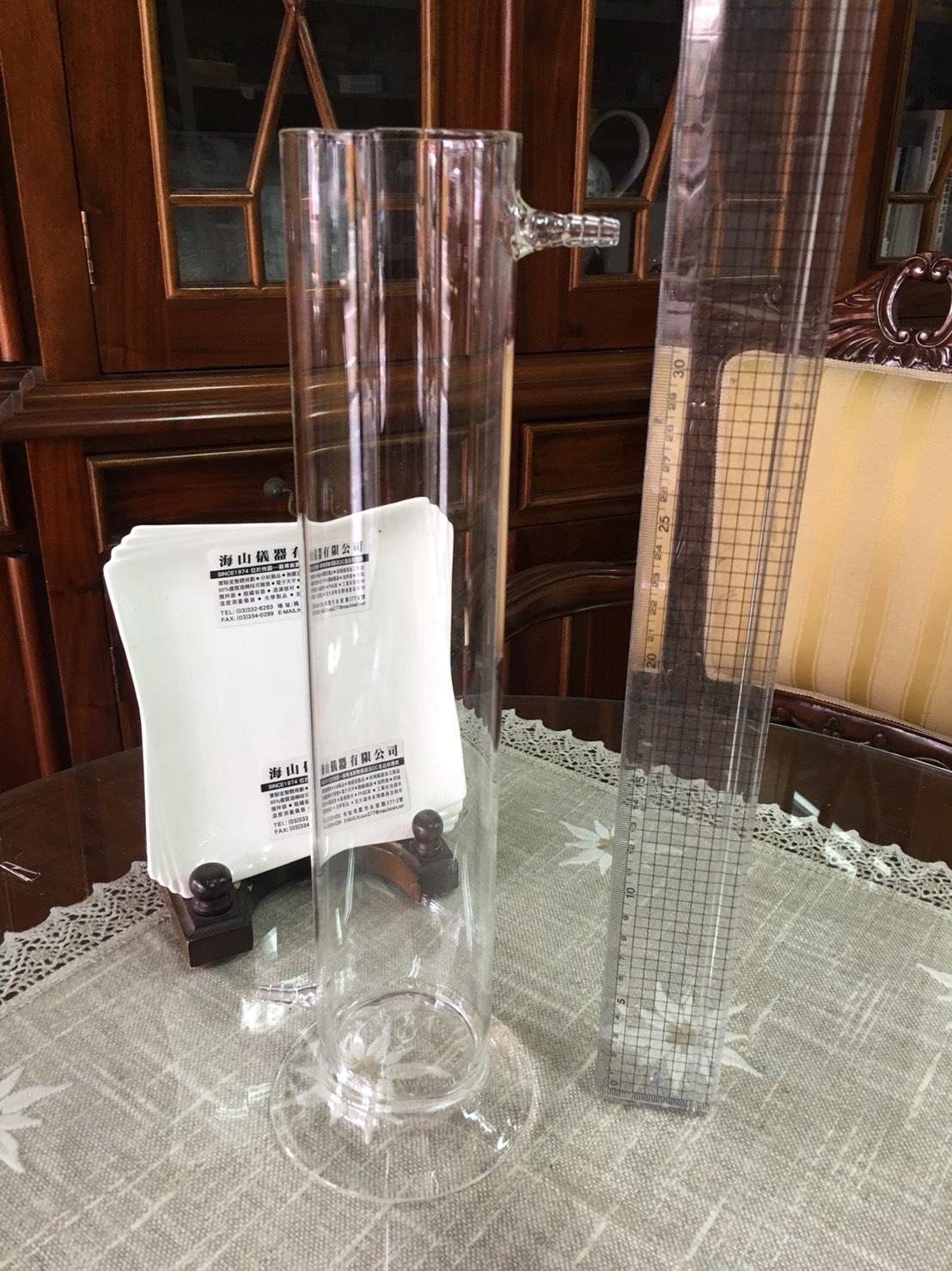 玻璃訂製品-海山儀器