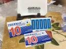 溫度貼紙 10L-B 10個點