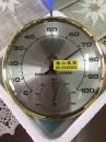 指針型 毛髮溫濕度計