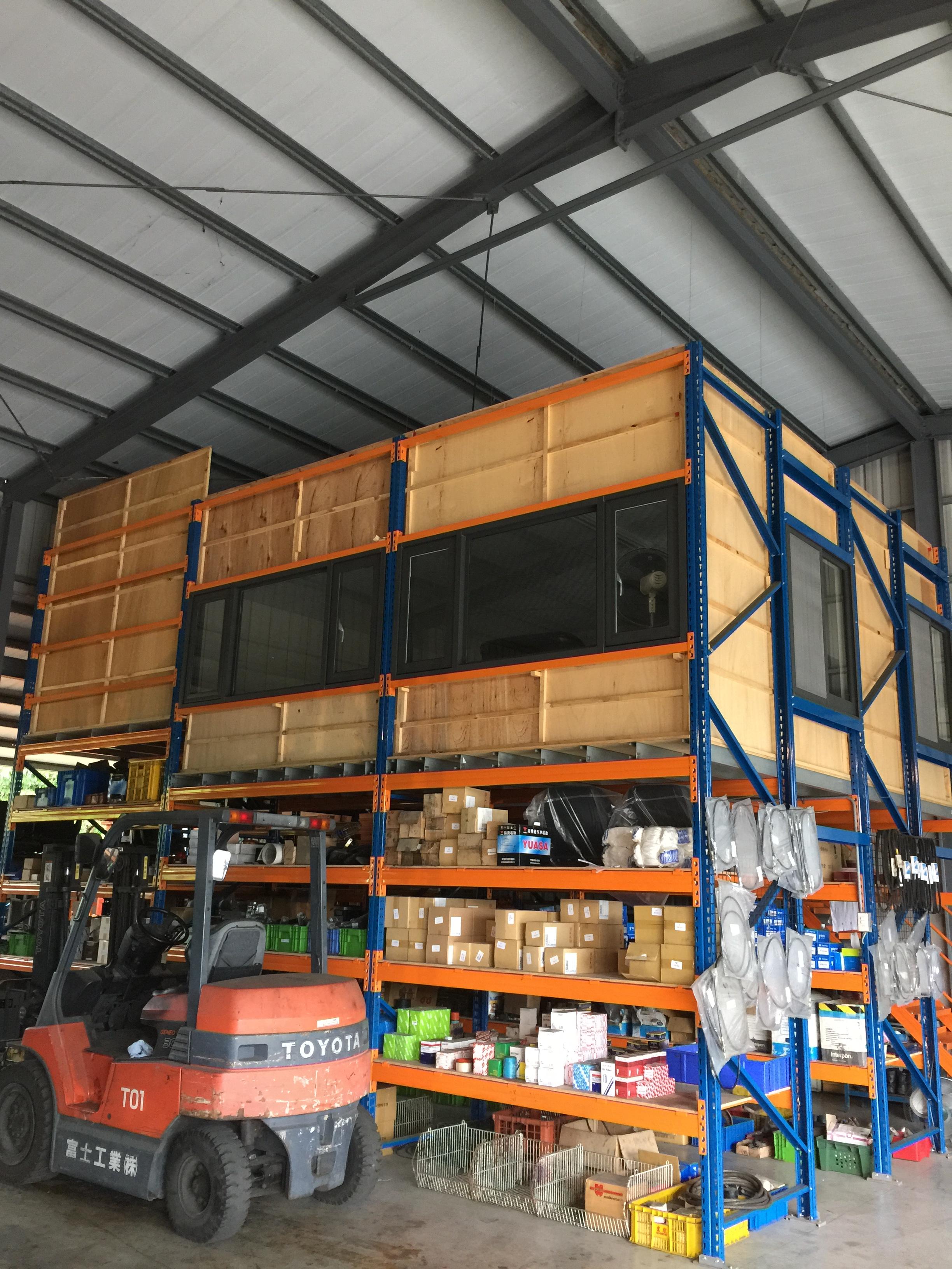 倉儲物料設計規劃
