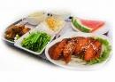 蒲燒鯛魚片餐