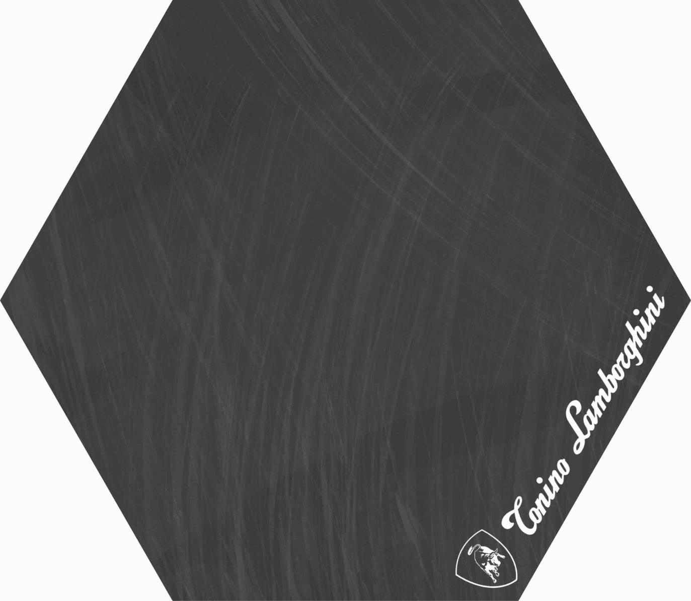 INDY-簽名六角磚鐵灰(DF)