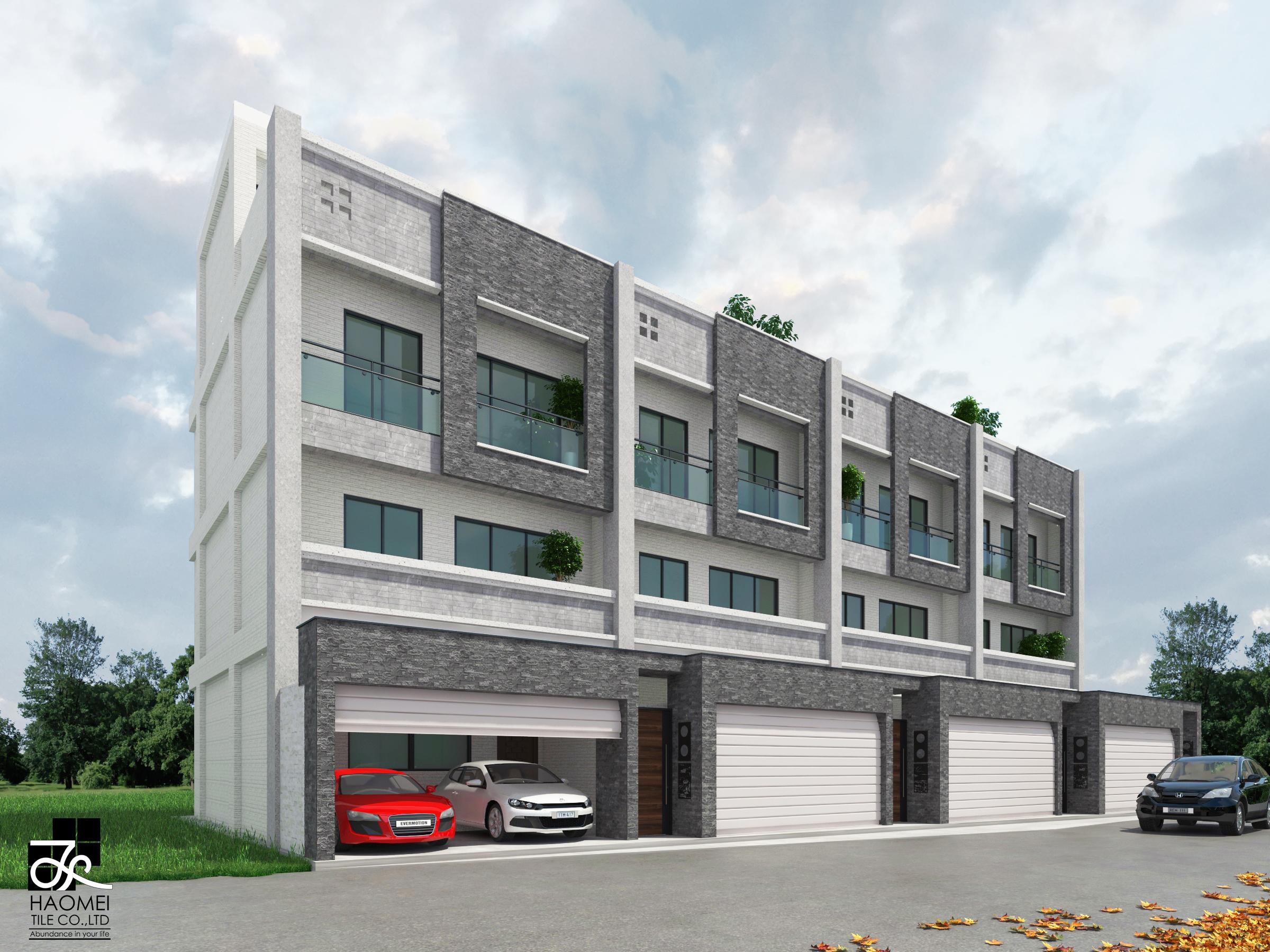 建設公司-住宅四戶-2