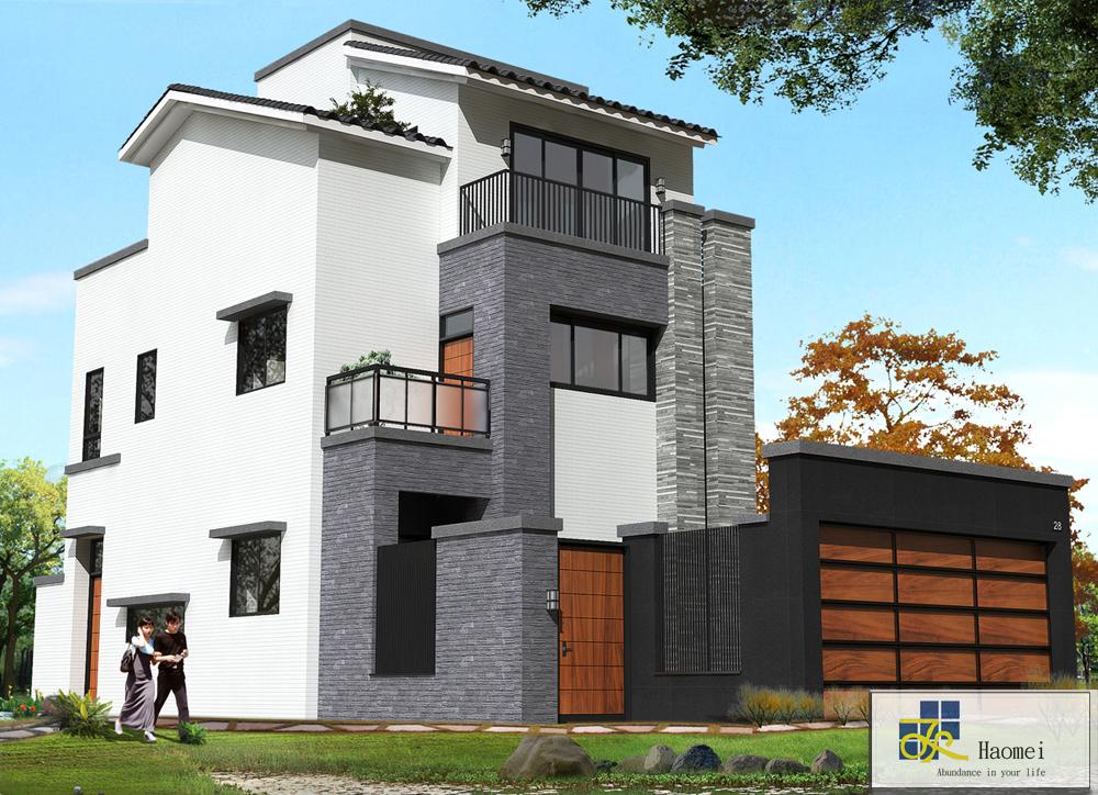 建設公司-黃世合住宅