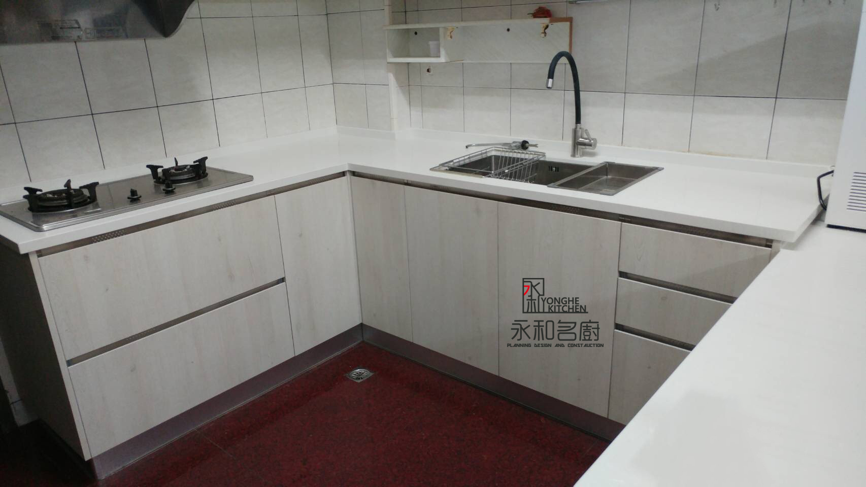 L型系統廚具(下橫路)