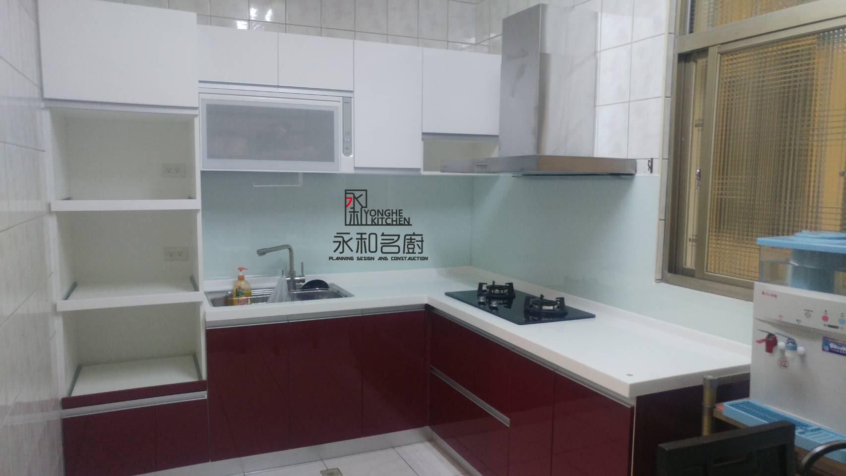 L型系統廚具(桂文街)