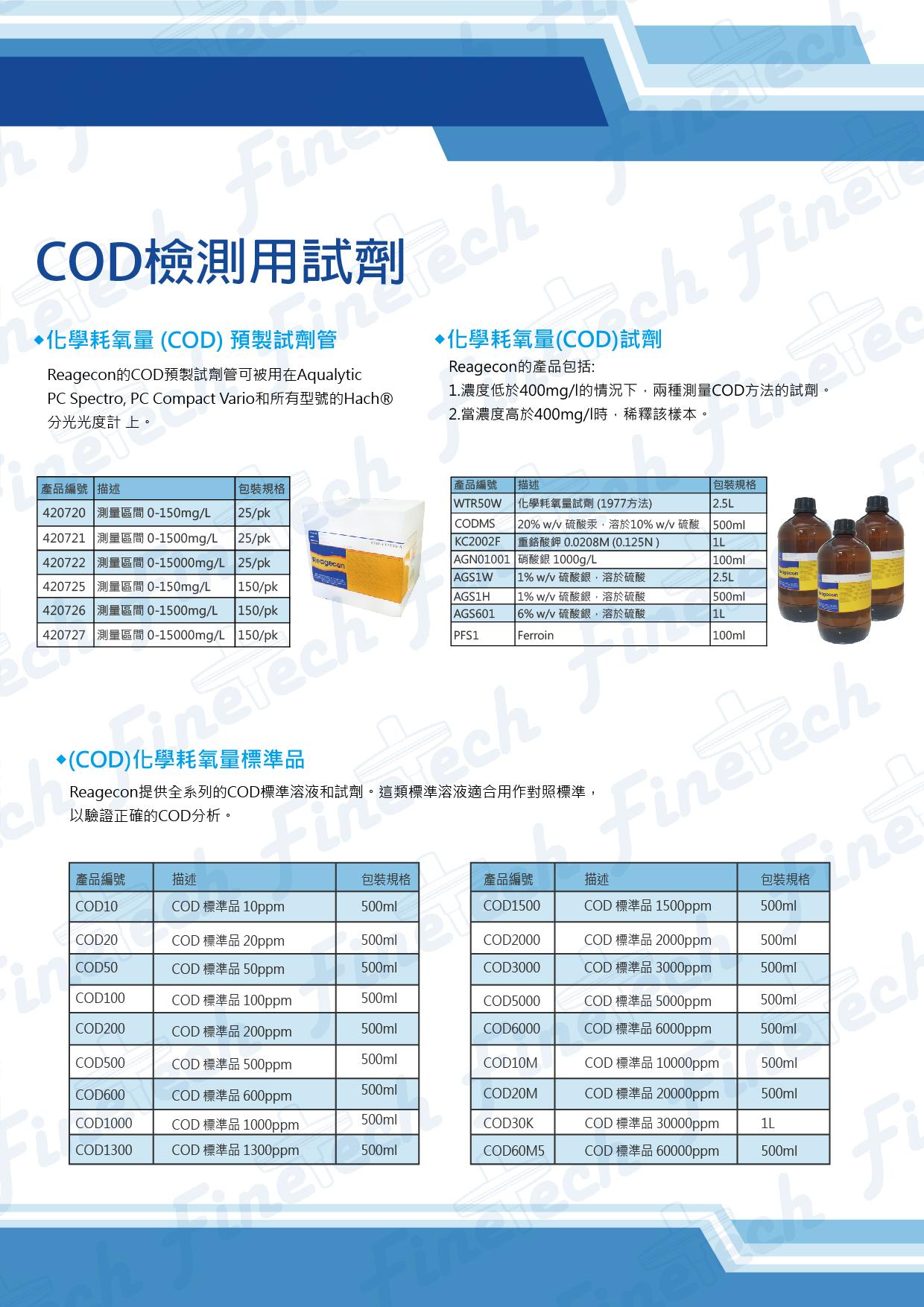 REAGECON硫酸銀DM-01
