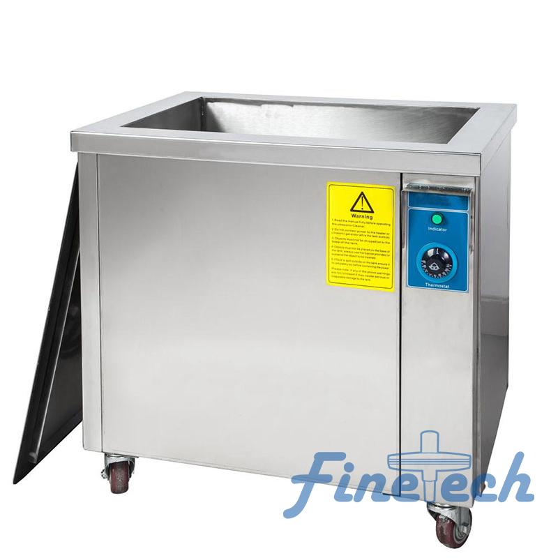 工業單槽超音波清洗機