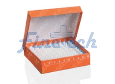 紙質冷凍小管盒100格FT319-13