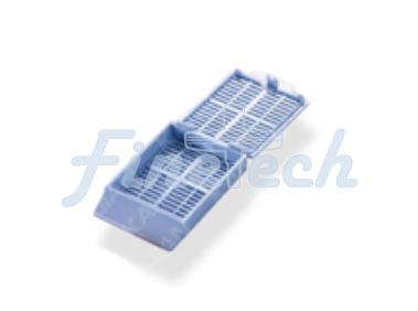條形孔包埋盒FT802-1