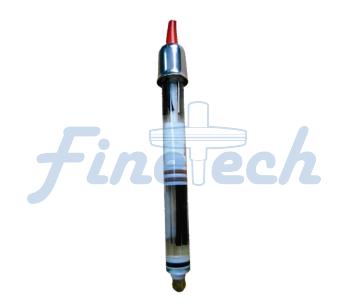 高壓強酸強鹼介質pH值電極IP-600-1N
