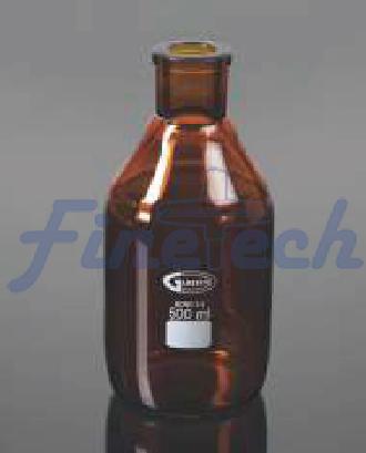 茶色平口試劑瓶