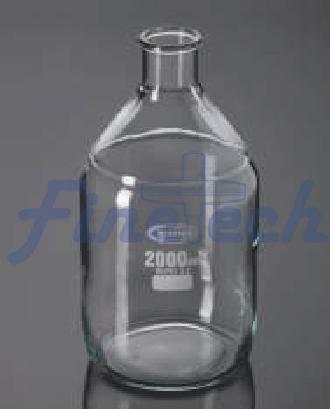 透明平口試劑瓶