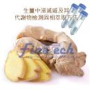 生薑中涕滅威及其代謝物檢測固相萃取方法