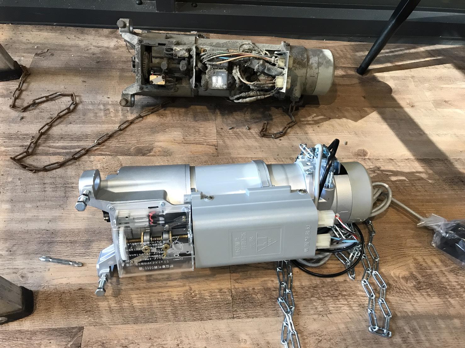 更換馬達,維修捲門馬達,鐵捲門維修,電動捲門維修,快速捲門維修