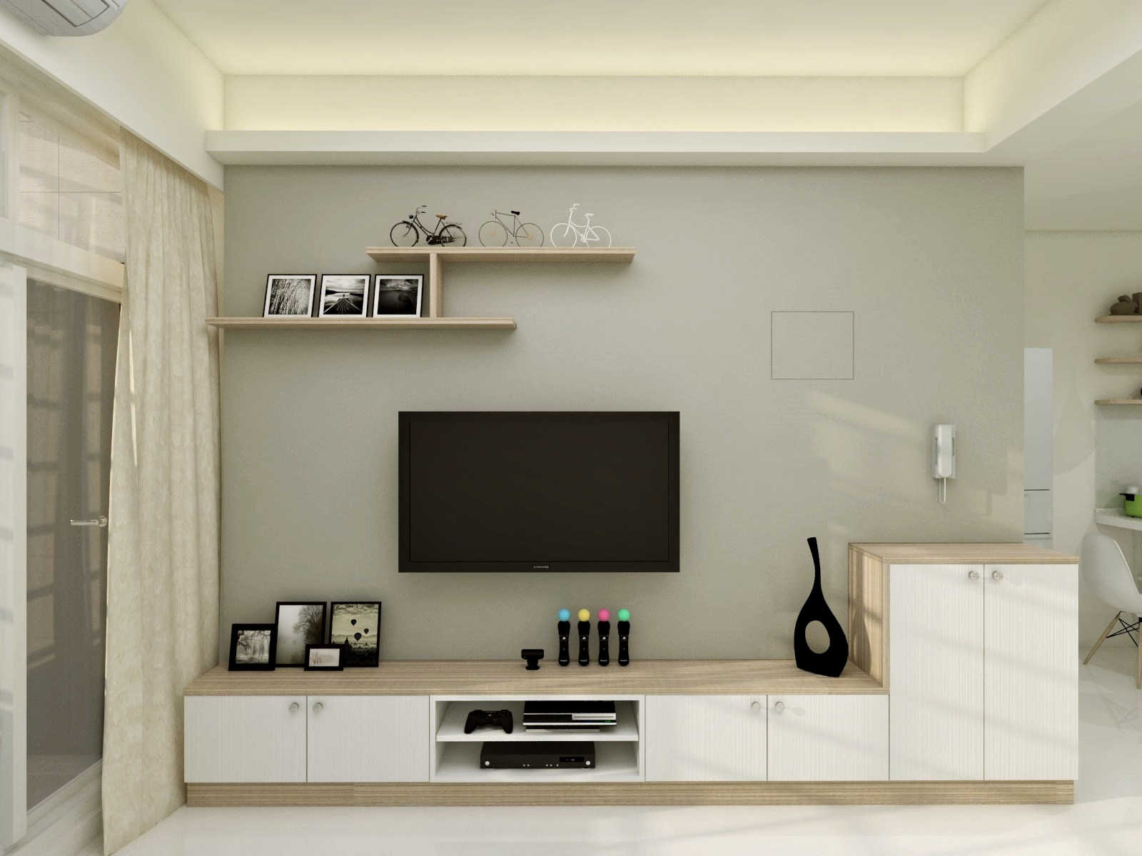 迴龍黃宅室內設計