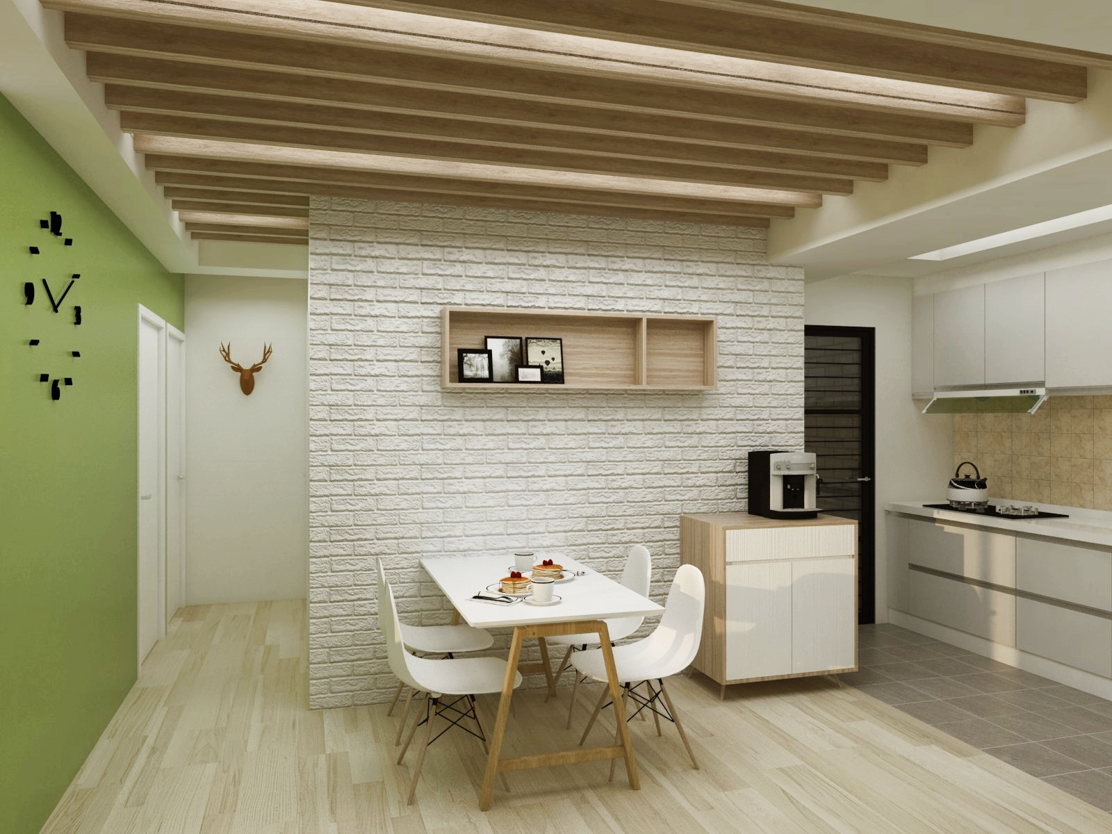 淡水高宅室內設計