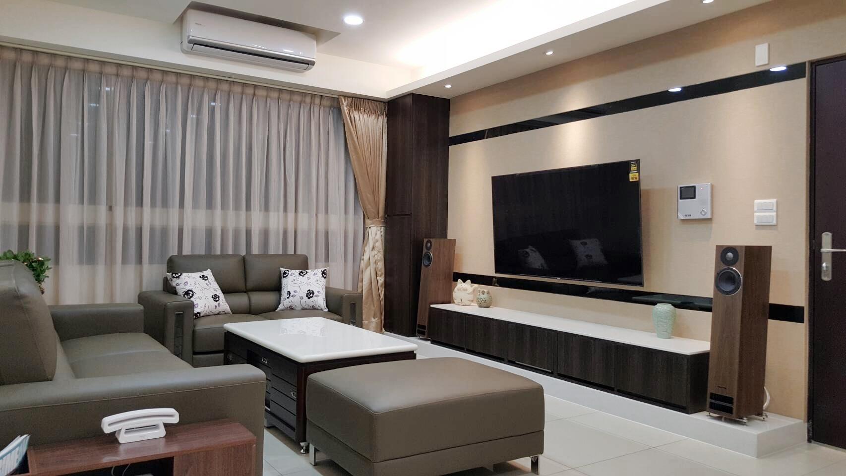 板橋楊宅室內設計
