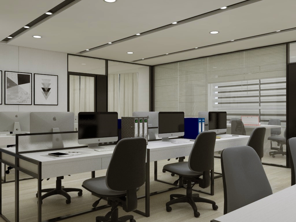 萬華辦公室設計