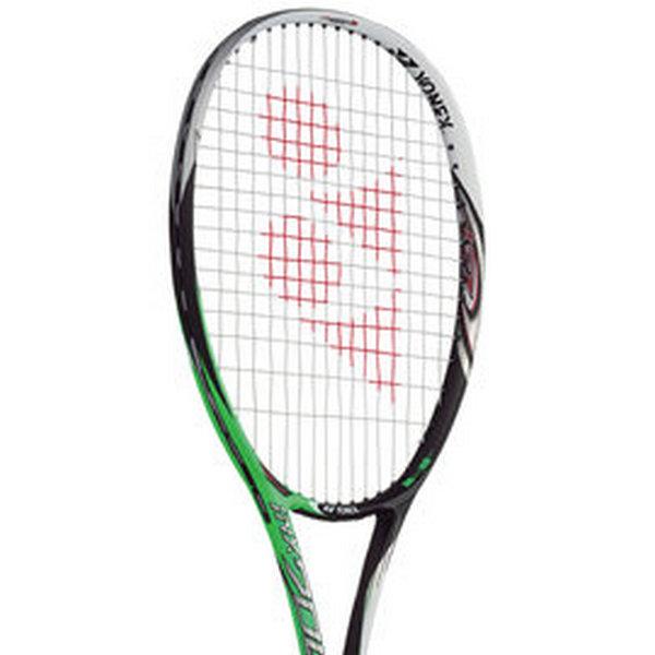 Y0NEX 軟網球拍 NEXIGA 70V 90拍面 重量245g 顏色綠色