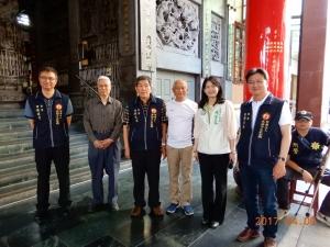 陳其邁委員來訪
