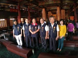 中天綜合台(36台)真心看台灣採訪107年5月12日考生團體祈福活動09