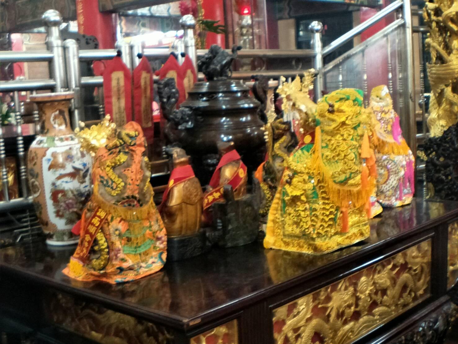 戊戌年國曆7月14日歡迎樹林忠正宮,蒞臨本殿謁祖晉香07