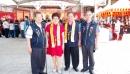 106年7月8日參加新竹普天宮50周年慶