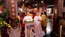 106年文衡聖帝聖誕祝壽活動,誦經祝壽