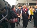 歡迎高雄市長陳菊率領市府團隊及民意代表至文武聖殿祈福並致贈市民新年紅包01