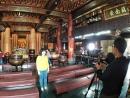 中天綜合台(36台)真心看台灣採訪107年5月12日考生團體祈福活動01