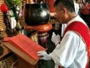 中天綜合台(36台)真心看台灣採訪107年5月12日考生團體祈福活動36