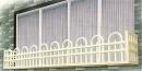 鋁合金穿梭管花台BV-013