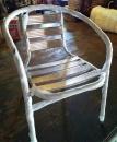 戶外鋁質休閒椅