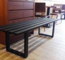 方形鋼管長椅凳