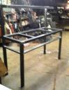 鋼管桌客製腳座