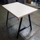 鋼管造型方桌2