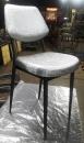 鋼管軟墊式椅