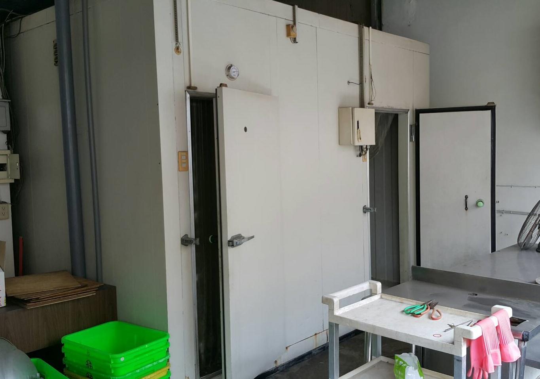 拼裝冷凍庫